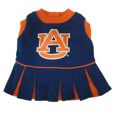 Auburn Dog Cheerleader Costume