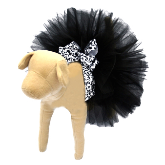Belladonna Dog Tutu Costume