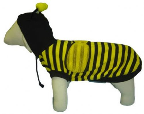 Going Buzzy Bumble Bee Dog Costume