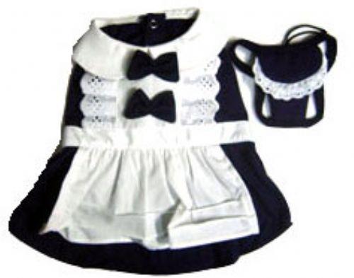 French Maid Dog Dress