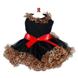 The Cats Meow Dog Tutu Costume