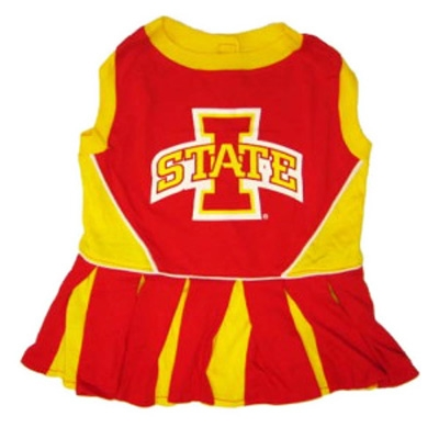 Iowa State Dog Cheerleader Costume