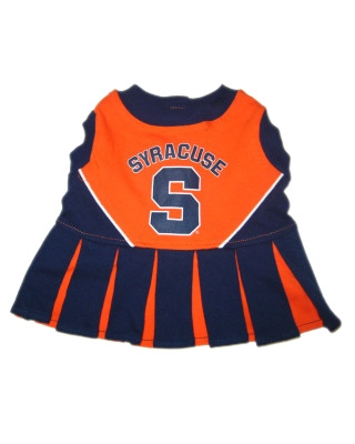 Syracuse Dog Cheerleader Costume