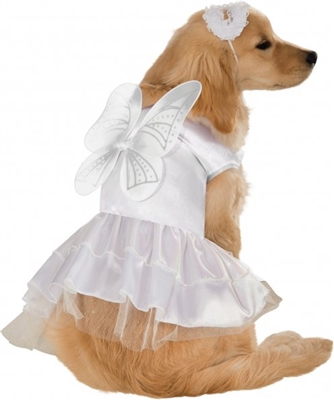 Angel Costume For Dogs With Wings