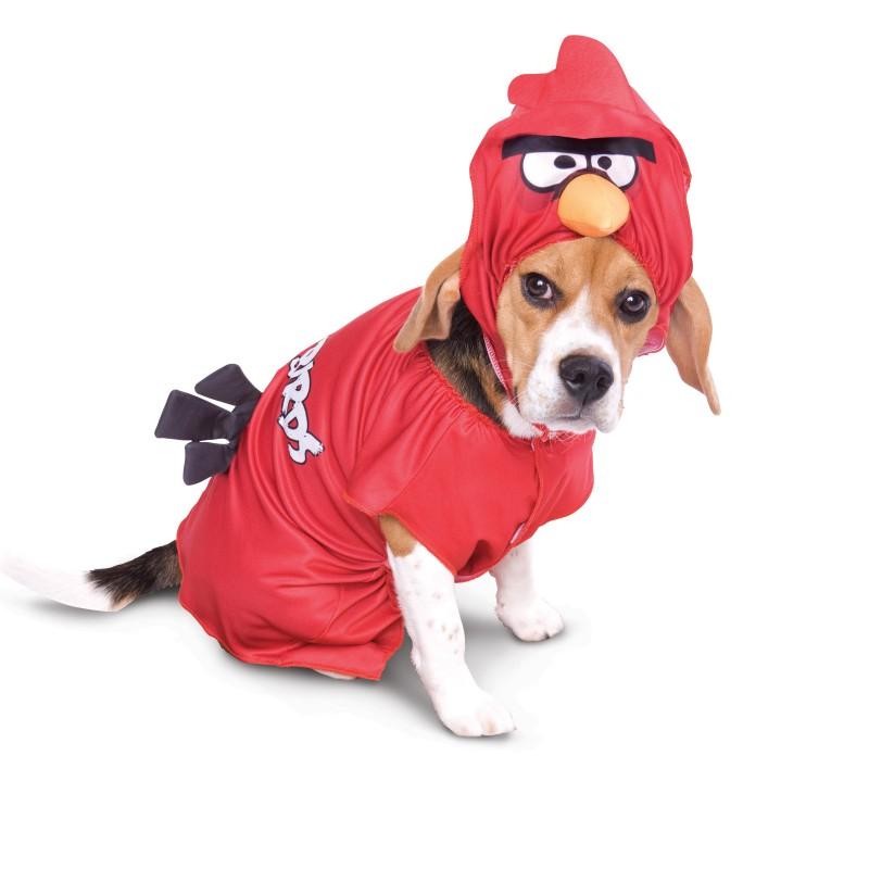 Angry Birds Halloween Dog Costume