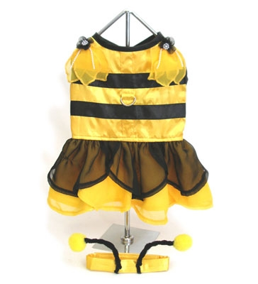 Bumble Bee Dog Dress Costume