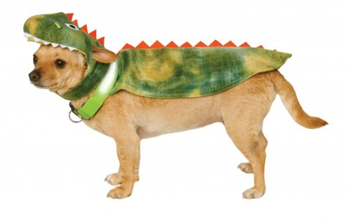 Dinosaur Cape Costume For Dogs