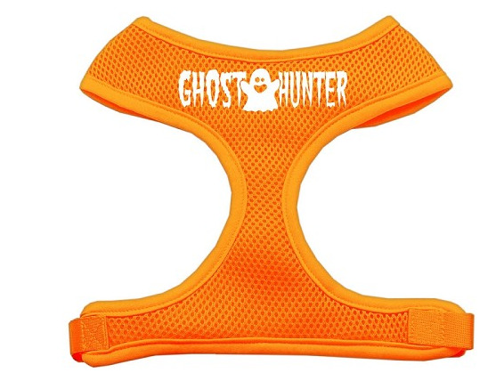 Ghost Hunter Halloween Dog Harnesses