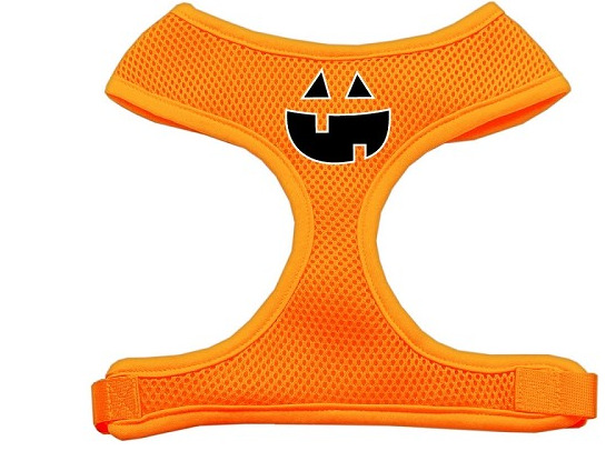 Pumpkin Halloween Dog Harnesses