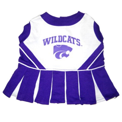 Kansas State KSU Dog Cheerleader Costume
