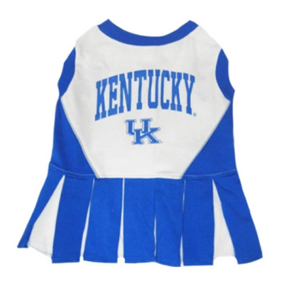 Kentucky Dog Cheerleader Costume