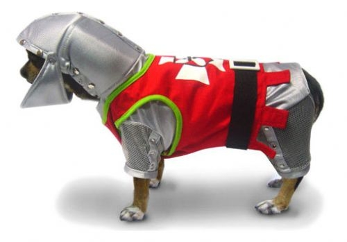 The Great Knight Dog Costume