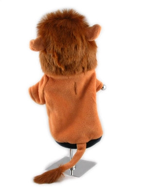 Fleece Lion Dog Costume