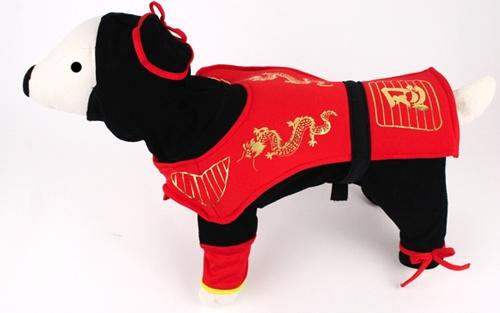 Ninja Halloween Dog Costume
