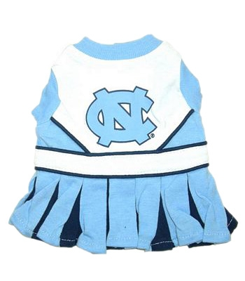 North Carolina University Dog Cheerleader Costume