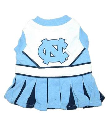 North Carolina University Dog Cheerleader Costume