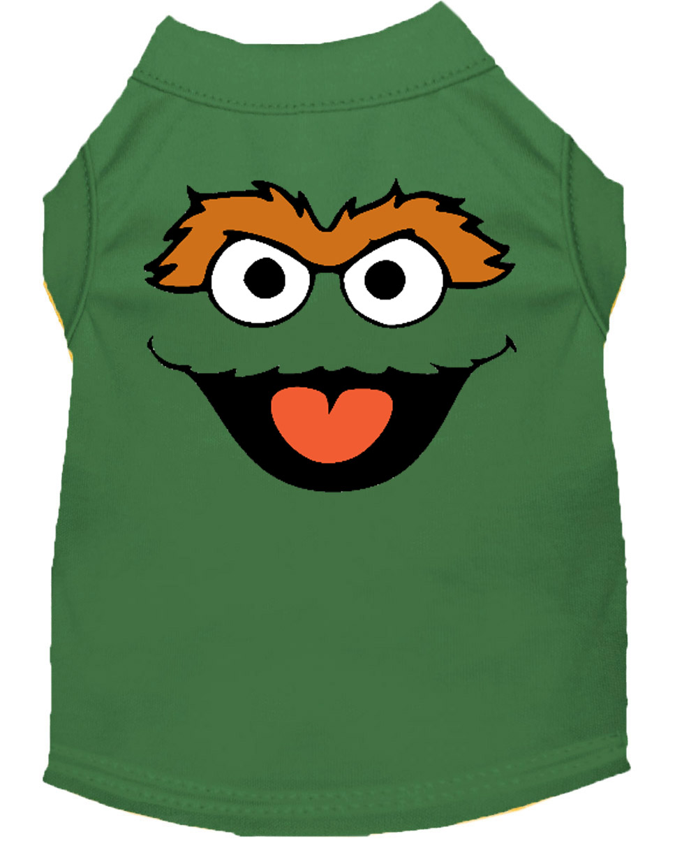 Oscar The Grouch Costume Shirt for Dogs