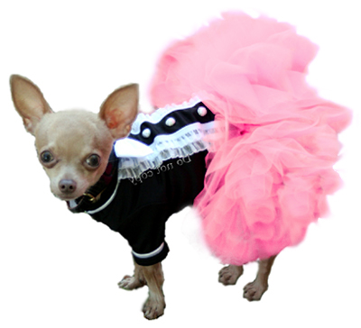 Pink Dog Pettiskirt