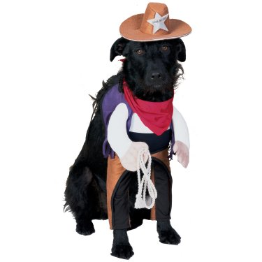 Sheriff Halloween Costume For Dogs