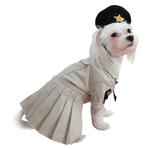 Sherriff Dog Dress Costume