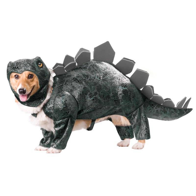 Stegosaurus Dinosaur Halloween Dog Costume