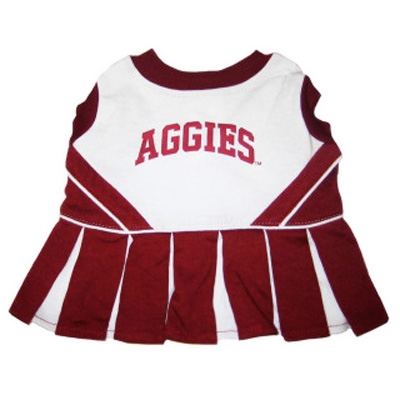 Texas A&M Dog Cheerleader Costume