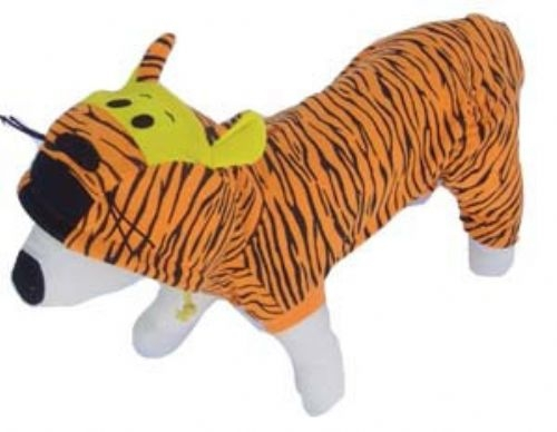 Tigger Tiger Costume For Dogs