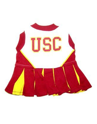 USC Dog Cheerleader Costume